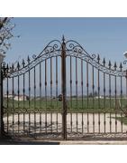 Accessoires portail battant acier - Afbat